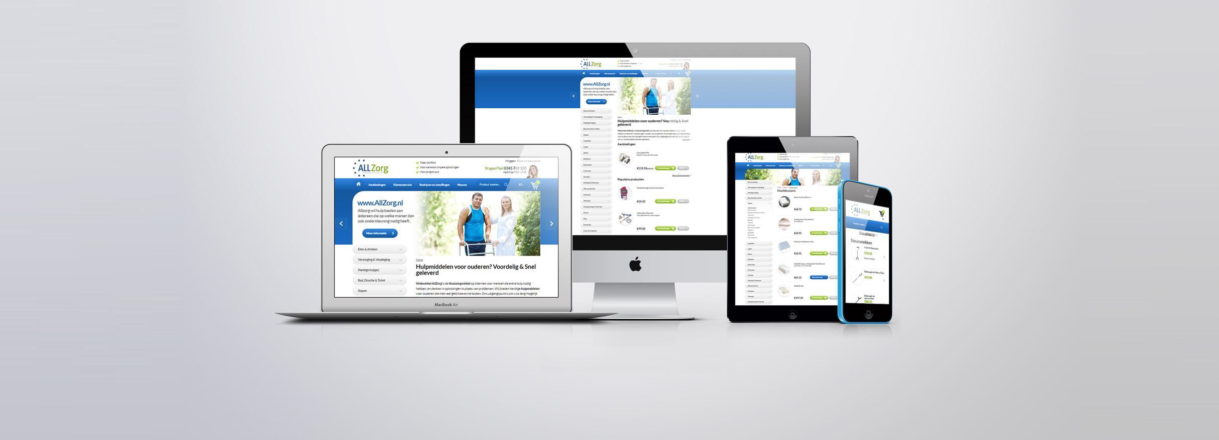 Webwinkel Allzorg