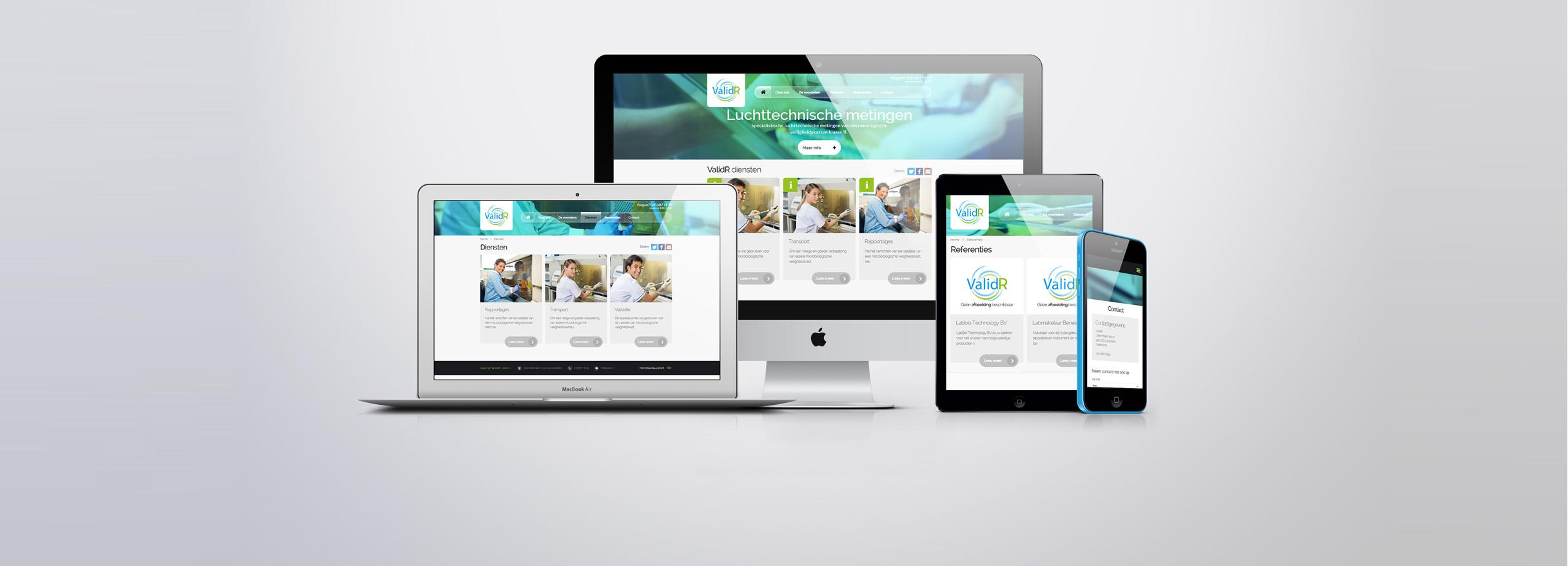 Informatieve website