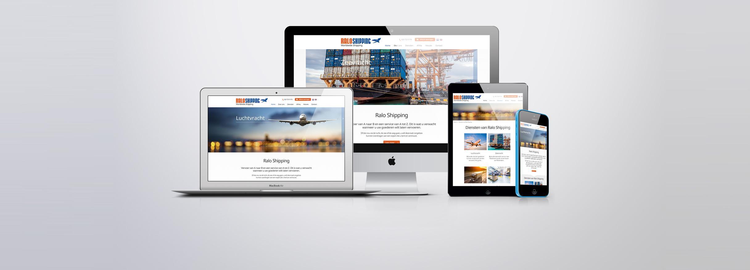 Transportwebsite