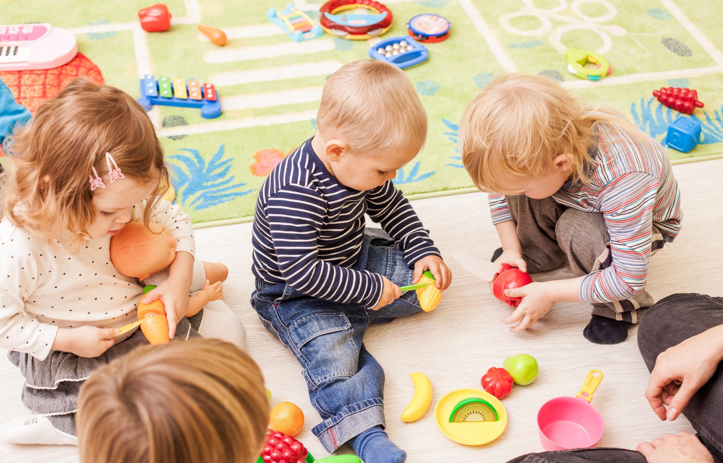 kinderdagverblijf website