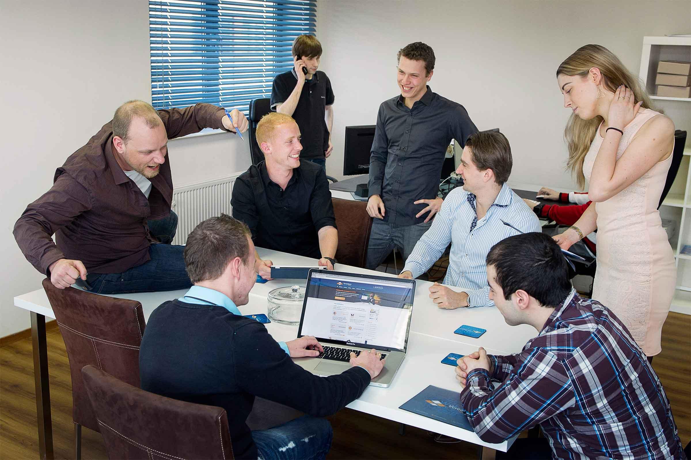Professioneel webdesign bureau