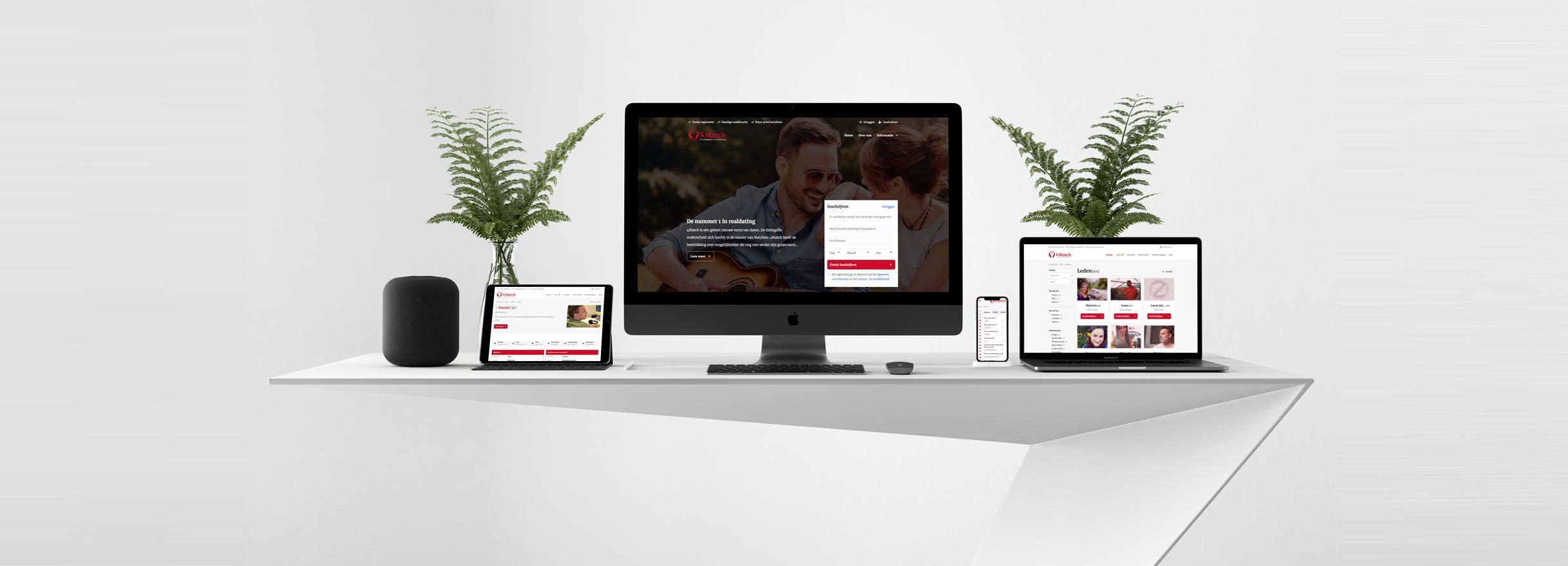 Online dating platform