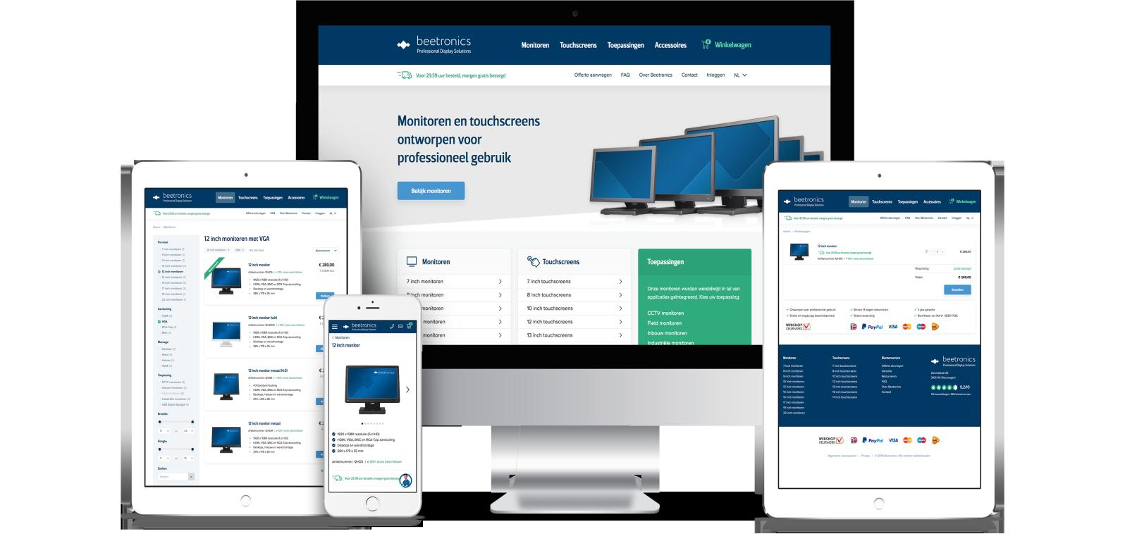 Website laten maken kliniek