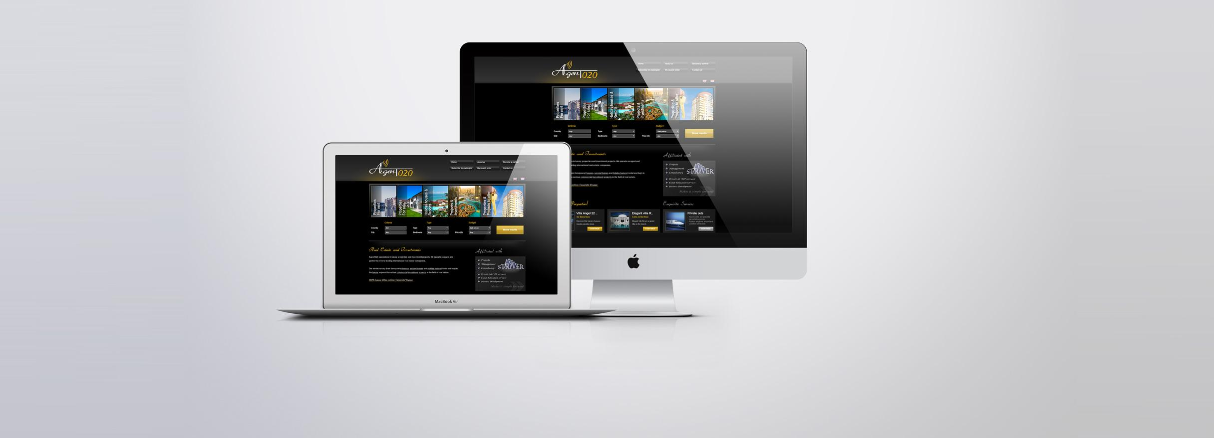makelaars website