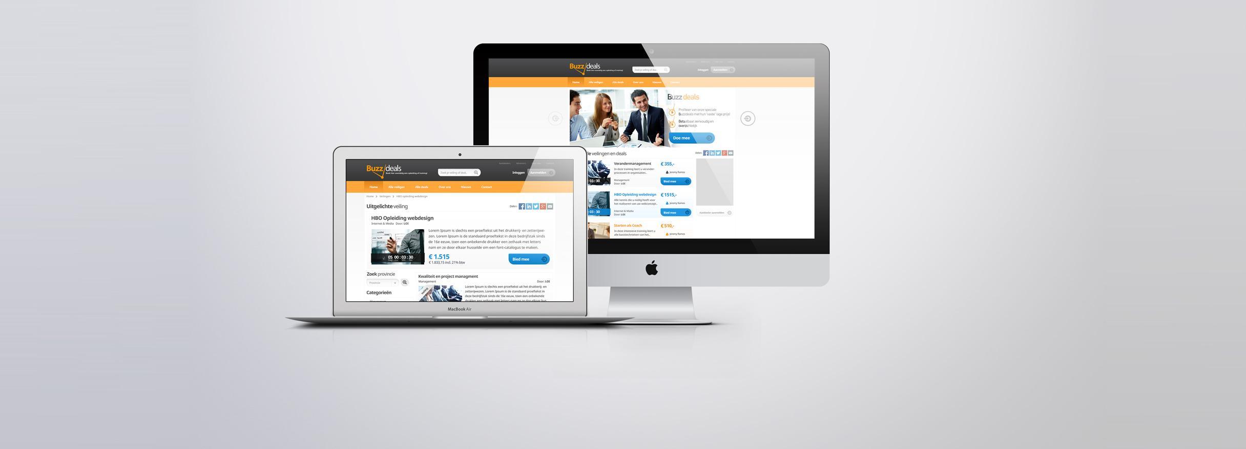 Veilingwebsite