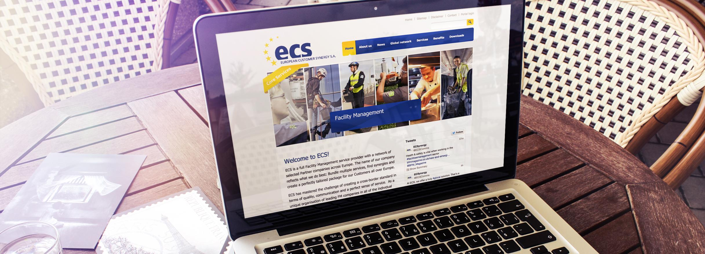 Internationale website
