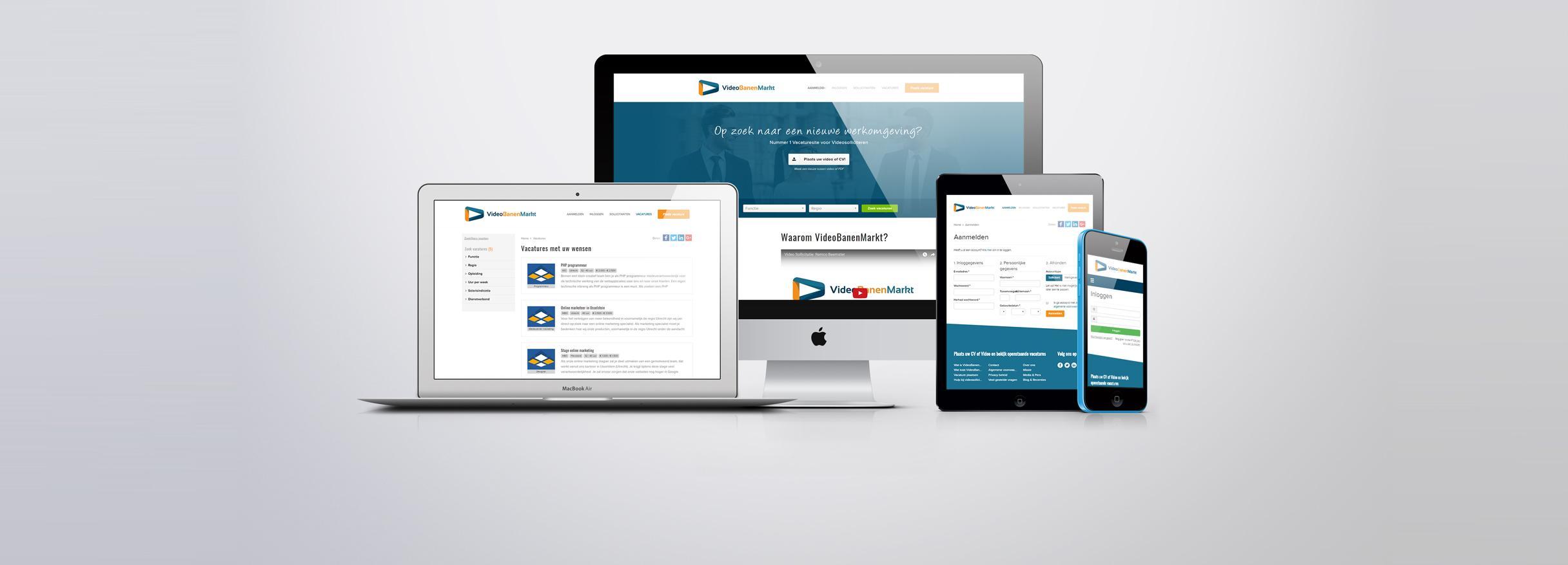 Vacaturewebsite