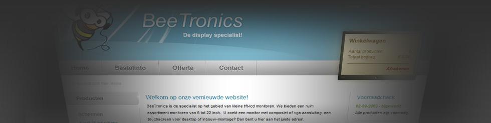 Project: Webshop: Beetronics.nl