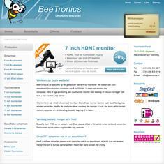 Webshop: Beetronics.nl