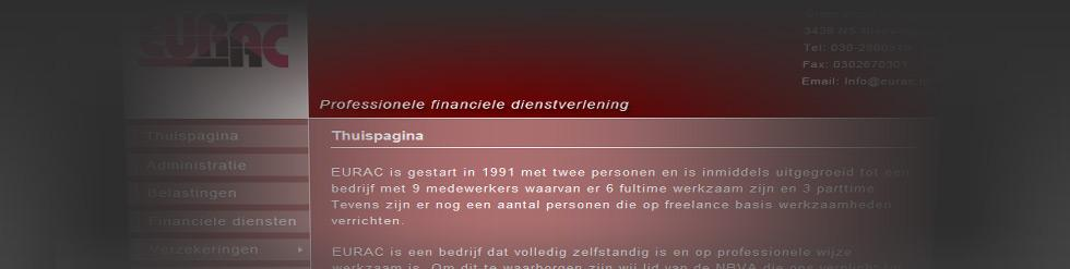Project: Eurac.nl