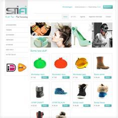 Detailhandel webshop stifi.nl