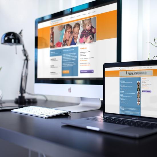 Huisartswebsite: Praktijkdegrooth.nl