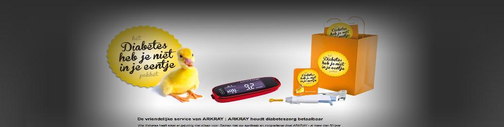 Project: Actiesite: diabeteshebjenietinjeeentje.nl