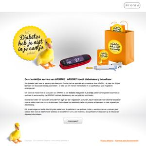 Actiesite: diabeteshebjenietinjeeentje.nl