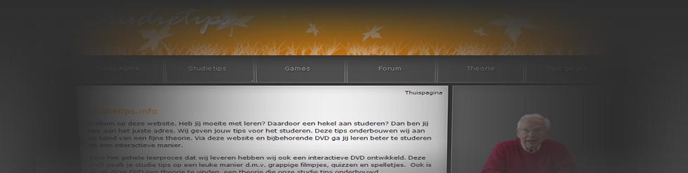 Project: Studietips.info