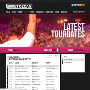 DJ Ummet Ozcan