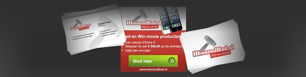 Project: Huisstijl Winnendbod