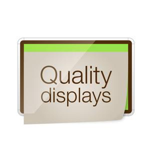 Logo: Qualitydisplays