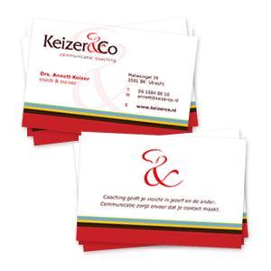 Huisstijl laten maken Keizer&Co