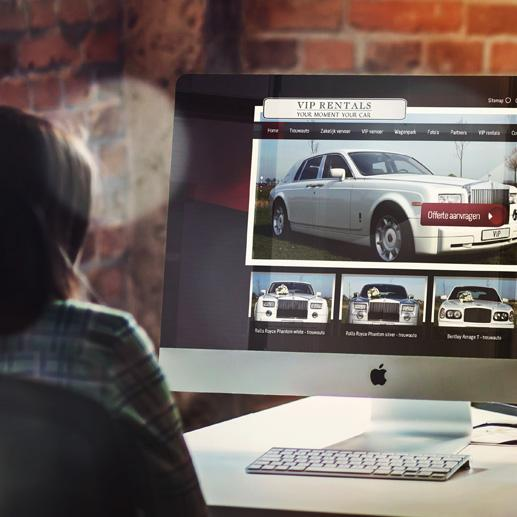 Auto website