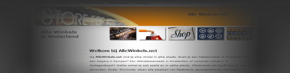 Project: Allewinkels.net