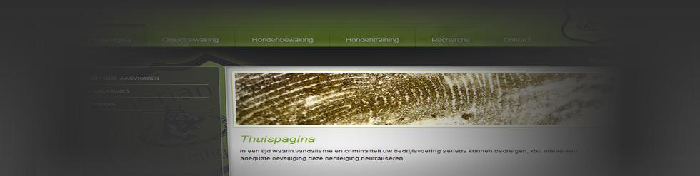 Project: Jerian.nl