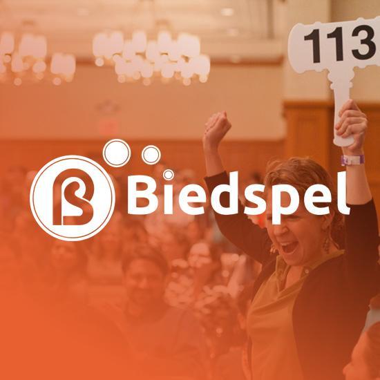 Logo: Biedspel