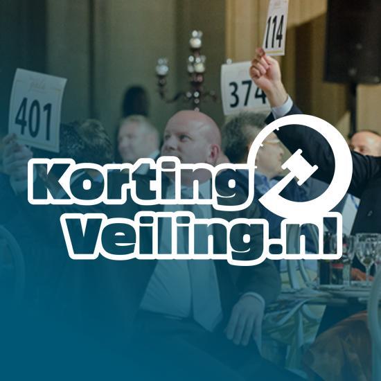 Logo: Kortingveiling
