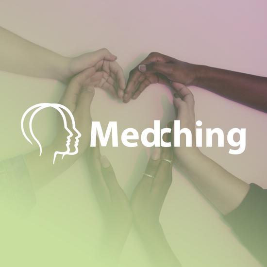 Logo: MedChing
