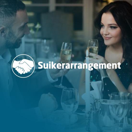 Logo: Suikerarrangement