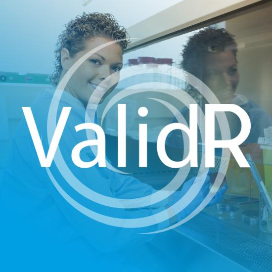 Logo: ValidR