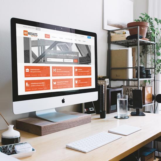 HR website