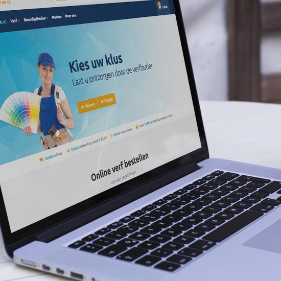 Verfbutler webshop