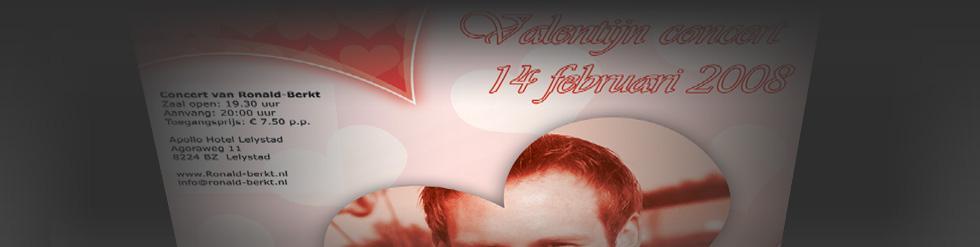 Project: Poster: Valentijn 2008
