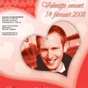 Poster: Valentijn 2008