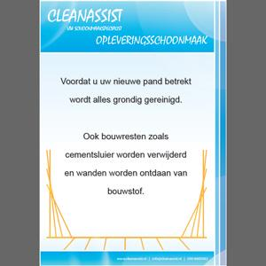 Posters: Cleanassist
