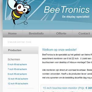 Logo: Beetronics