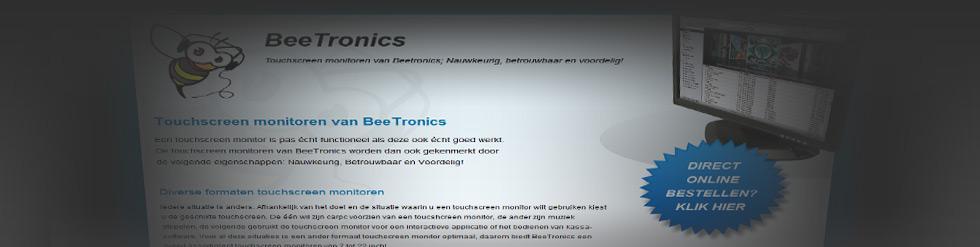 Project: Touchscreenmonitoren.nl