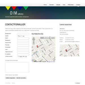 OIM-advies.nl