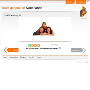 Toetsgesprokennederlands.nl