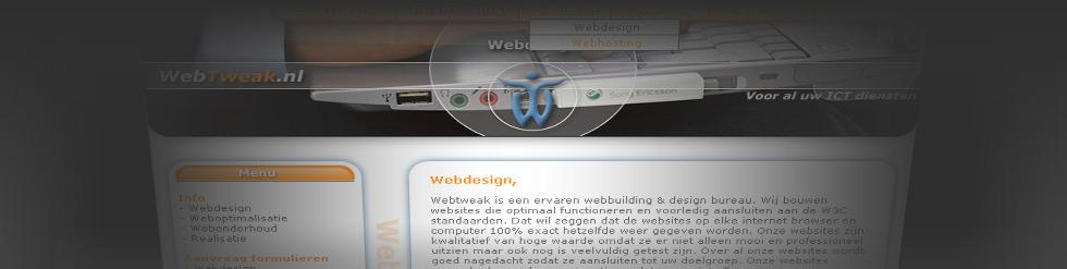 Project: Webtweak.nl