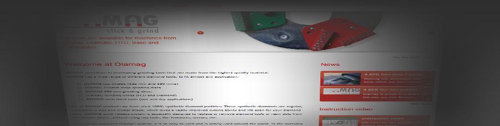 Project: Diamag.nl