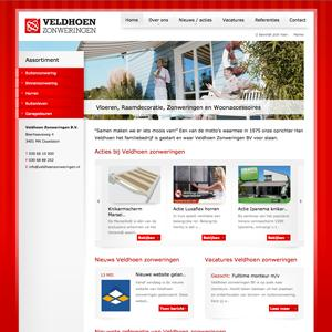 Veldhoenzonweringen.nl