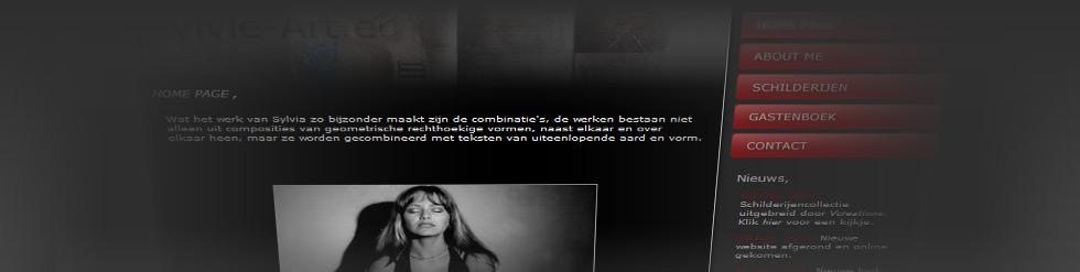 Project: Sylvie-art.nl