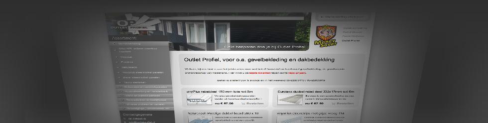 Project: Webshop: outletprofiel.nl