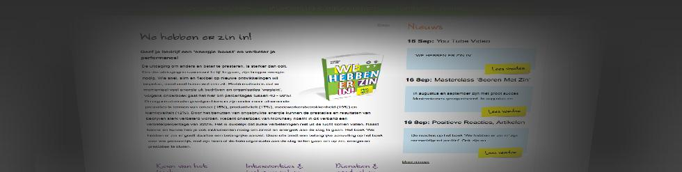 Project: Wehebbenerzinin.com