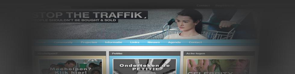 Project: Stop the Traffik