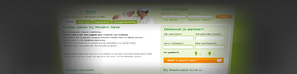 Project: Datingsite Moslimdate.nl