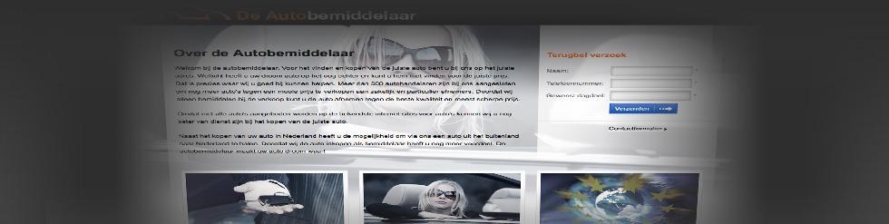 Project: Autobemiddelaarbv.nl