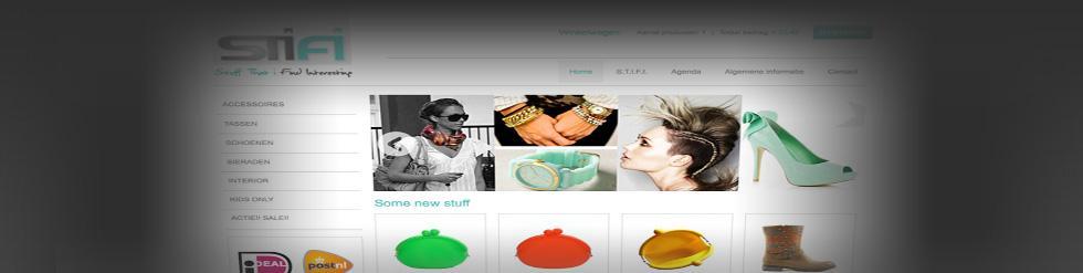 Project: Detailhandel webshop stifi.nl